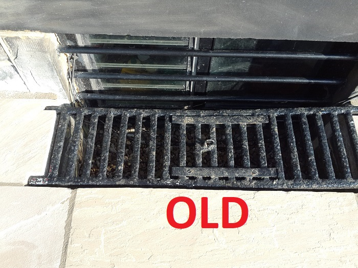 Bespoke cellar grates uk