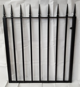 Ryburn Wrought Iron Metal Garden Gate