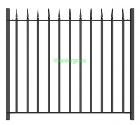 Ryburn Wrought Iron Metal Railings