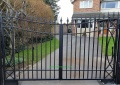 Appleby Wrought Iron Metal Estate Gate