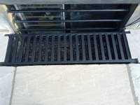 1 x Cellar grate 3ft x 1ft - Peter Mardle