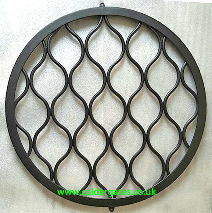 wrought-iron-pond-cover