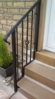 Order for M Belcher - Handrail panel