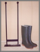 Wrought Iron Welly/Riding Boot Scraper